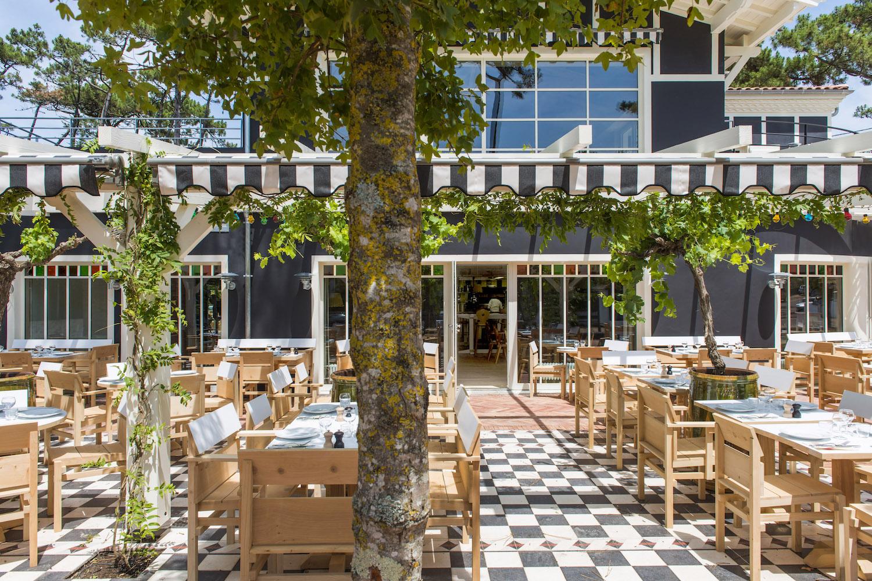 Ha a tza les parisiennes - Restaurant starck arcachon ...