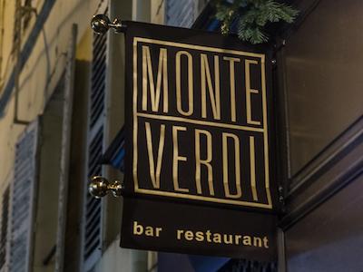 Monteverdi - photo bloc