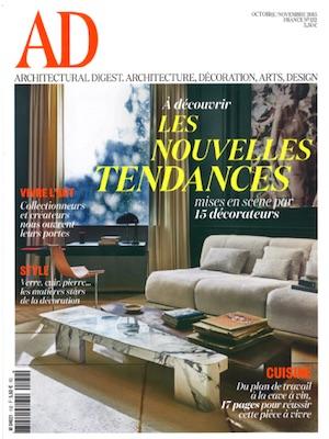 Parution - Ad - Eclaireur - Octobre:Novembre 2015 - Couverture