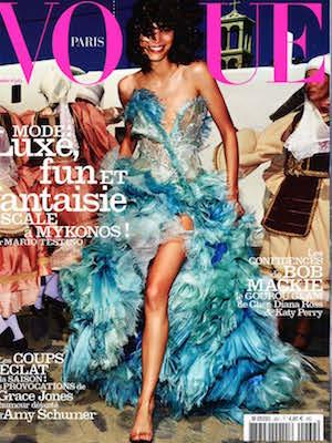 Parution - L'Eclaireur - Vogue Novembre - Couverture