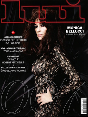 Parution - Le Tigrr - Lui - 29 Octobre 2015 - Alexis Chenu - Couverture