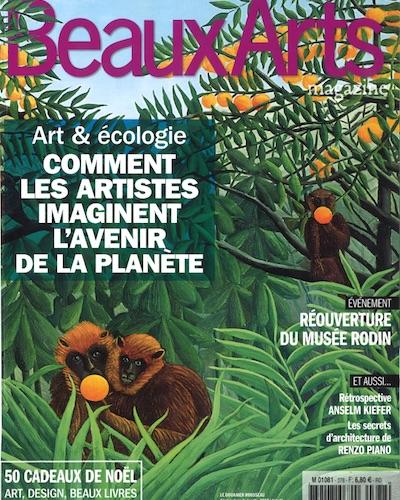 Parution - Fornasetti chez L'Eclaireur - Beaux Arts - Decembre 2015 - Couverture