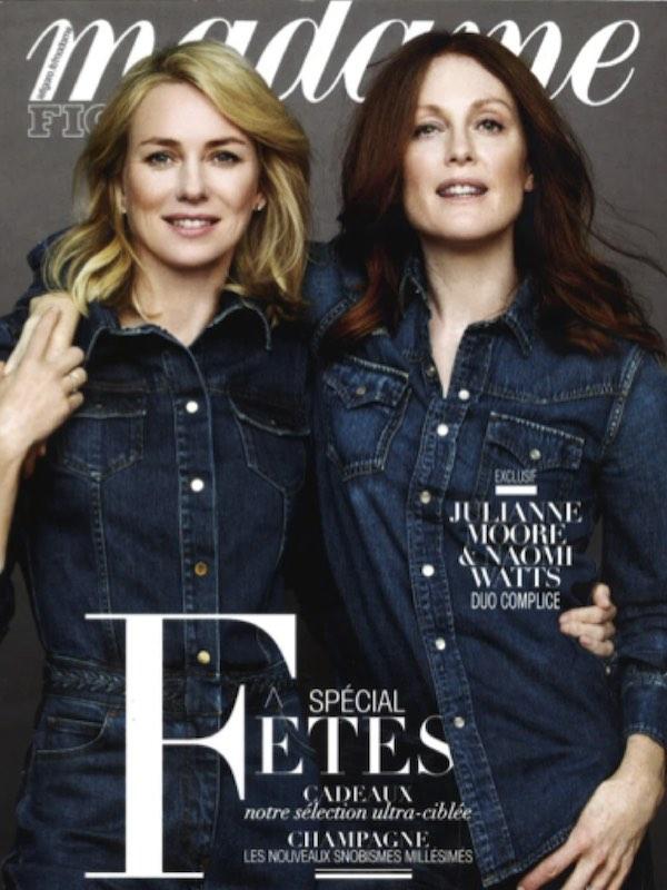 Parution - Sylvia Toledano chez L'Eclaireur - madame Figaro Magazine - Armin Zogbaum - 20:21 Novembre 2015 - Couverture